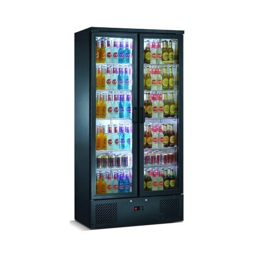 Bar 20 Double Door Bottle  Fridge
